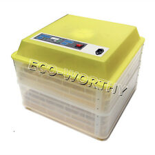 48/96 eggs 110V digital Automatic Egg Incubator Poultry Hatcher Chicken DUCK