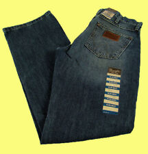 Mens Western Wrangler Retro Slim Boot Cut Premium Patch Jeans 77MWZRW Any Size