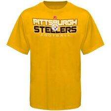 NEW NFL Pittsburgh Steelers All Time Great IV Gold  Shirt