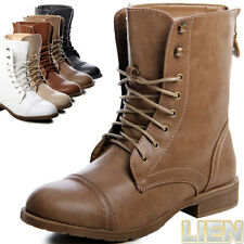 Bottes a lacets chaussures a lacets boots bottines fermeture eclair