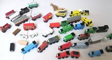 Thomas Trains & Friends Wooden Engines, Passenger Cars Vehicles You Choose Lot 1