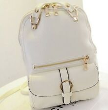 2014 New Korean Hot fashion Ladies handbag student backpack Leather Satchel bag