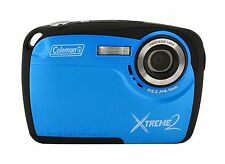 Coleman Xtreme2 16 MP Waterproof Digital Camera with HD Video - Model C12WP
