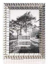 Vintage Antique Style Silver Plated Photo Frame Various Sizes To Choose From