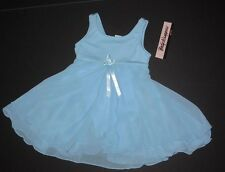 NWT Tank GIRLS BALLET DANCE DRESS Body Wrappers 3220 2 colors skirt attached