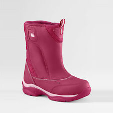 Lands End Girls High Quality Winter Snow Boots Wellingtons Wellies Pink