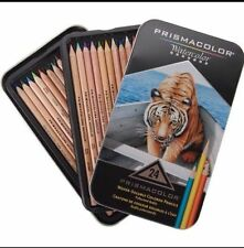 PRISMACOLOR colored pencils WATER SOLUBLE  VERITHIN NUPASTEL varieties & sizes