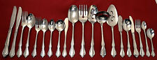 Oneida Oneidacraft Deluxe CHATEAU Stainless Well Used Silverware Flatware CHOICE