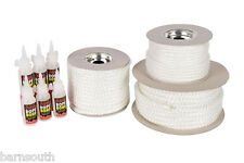 Parkray Stoves Door rope kit inc rope glue