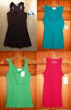 Juniors Belle du Jour Tank tops-Pick your Fav! -NWT