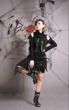 harajuku Punk Gothic Lolita rock heavy metal Skirt Japan fashion Free shipping