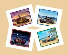 Cruiser Art Print Discounts ~ Purchase two or more prints and SAVE
