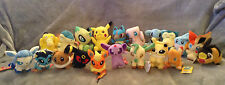 Pokemon Plush Collection - Your Choice of 25 Different Pokemon, Pikachu, Mudkip