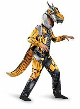 New Transformers 4 Grimlock Kids Costume by Disguise Hasbro 79144 Costumania