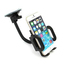 Car Windshield Mount Holder Stand for iPhone Samsung Android Windows Smartphones