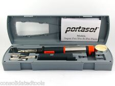 Portasol Butane Gas Soldering Iron Special Offers Deals On Irons Tips & Kit Set