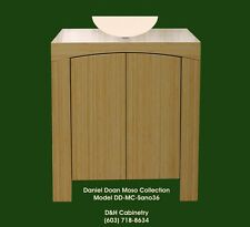 "24"" - 36"" Modern Bamboo Bathroom Vanity : Hartford Ct. Manchester NH. Dove De Ca"