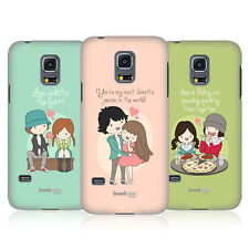 HEAD CASE ALL ABOUT LOVE SNAP-ON BACK COVER FOR SAMSUNG GALAXY S5 MINI G800F