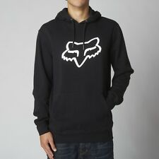 Fox Racing Legacy Fox Head Pullover Hoody Black
