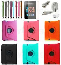 "PU Case Cover Stand for Amazon Kindle fire HD 7"" 1st Gen.(not for 2nd Gen.)"