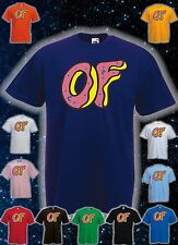 OFWGKTA ODD FUTURE DONUT OF TYLER THE CREATOR T SHIRT MENS WOLF GANG