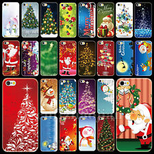 "Merry Christmas Pattern Design Hard Back Case Cover Fr iPhone 6 4.7"" 6 Plus 5.5"""