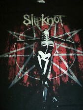 SLIPKNOT GRAY CHAPTER STAR T-SHIRT NEW !