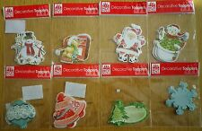 Hot picks Christmas card toppers - Card making - Scrapbooking etc.
