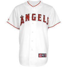 2014 Los Angeles Anaheim Angels Home (White) Jersey Men's (S-2XL) MAJESTIC