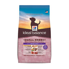 Hill's Ideal Balance Small Breed Natural Chicken and Brown Rice Mature Adult Rec