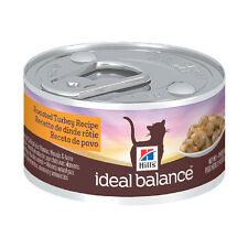 Hill's Ideal Balance Canned Recipes for Adult Cats
