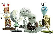 "DARK HORSE Tim Burton 4"" PVC Tragic Toys 3 Figure Sets"