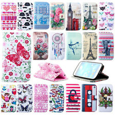 Hot Sale For Samsung Wallet Leather Flip Card Clip Pouch Stand Soft Case Cover