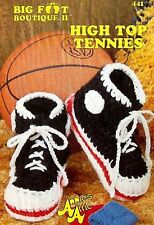 Crochet Big Foot Boutique  Patterns  Your Choice Annie's Attic  Vintage