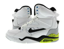 "Men Nike Air Command Force ""White Men Can't Jump"" White/Volt 684715-100"