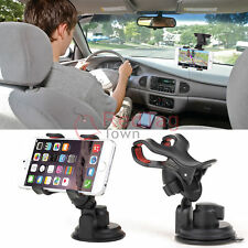 Car Windshield Suction Cup Mount Holder for iPhone 5 6 Plus Galaxy Note 4 GPS G3