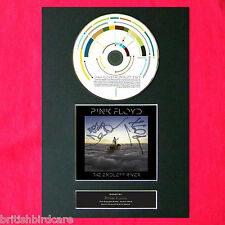 PINK FLOYD The Endless River VERY RARE Signed Cd MOUNTED A4 Autograph Print 62