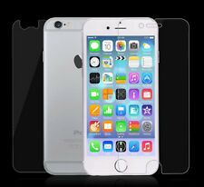 Front & Back Clear /Anti Glare Matte Screen Protector Film for iPhone 6 & 6 Plus