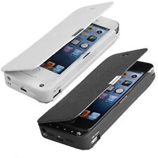 4200 mAh External Battery Backup Charging Bank Power Case Cover For iPhone 5 5S