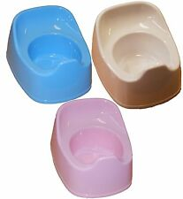 CHILDRENS POTTY TOILET SEAT BOYS GIRLS EASY CLEAN KIDS TODDLER TRAINING PINK