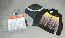 NIKE Zippered Front Warm Up Jacket Windbreaker   Sz L  Color Choice  NWT