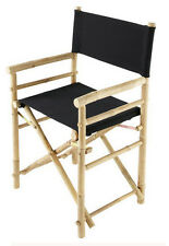 Buyers Choice Phat Tommy Foldable Directors Chair Set of 2