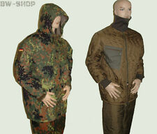 Original German Armed Forces Waterproof + Cold Protection Suit Jacket + Trousers