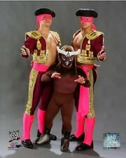 Los Matadores WWE Posed Studio Photo (Select Size)