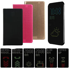 1pc Latest Ultra Thin Dot View Flip Leather Case Cover for Samsung Galaxy Note 3