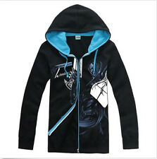 1pcs New Brand LOL League of Legends Purifier Lucian Luminous Coat Jacket Hoodie
