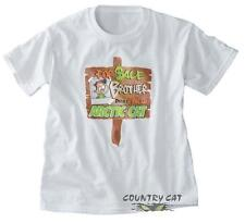 Arctic Cat Youth Kid's Brother For Sale T-Shirt Tee - White - 5239-04_