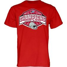 Ohio State Buckeyes 2014 Big 10 Football Champions Locker Room T-Shirt