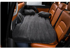 Inflatable Travel Camping Car Back Seat Sleeping Rest Mattress [car sex bed ]