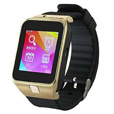 New Smart Watch Phone Touch Screen Headsets Bluetooth Android Mobile Phone GV09